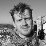 Photo of Morten Thaysen.