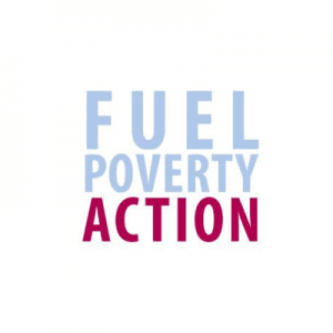 Logo of Fuel Povery Action.